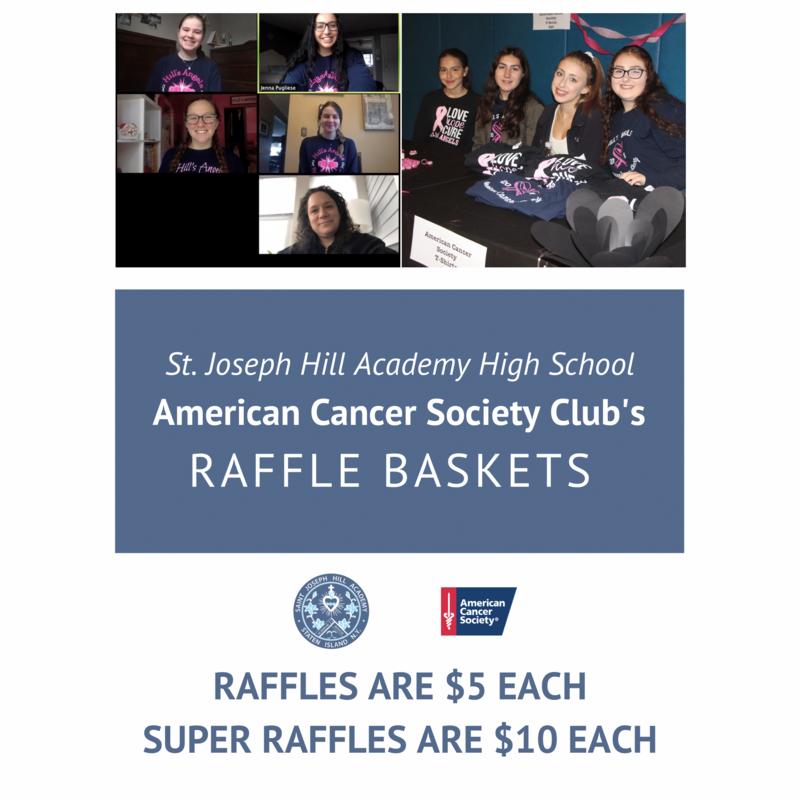 美国癌症协会俱乐部的抽彩篮筹款活动特色照片