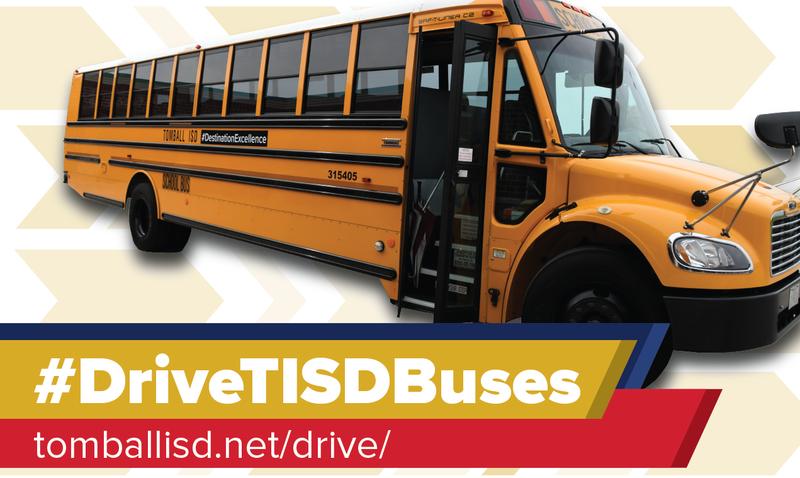 Drive TISD Buses