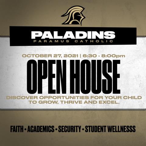 开放日:2021年10月27日,星期三,下午6:30 -8:00