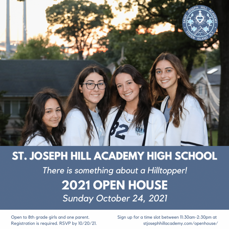 2021 Open House Featured Photo