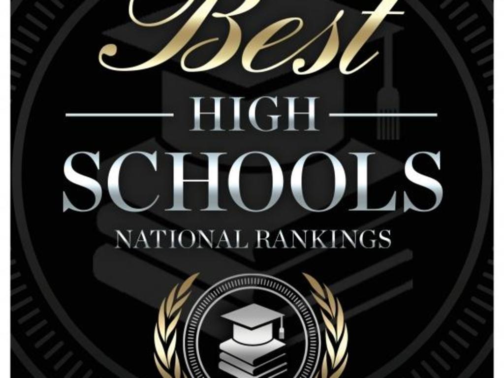 Best High School National Rankings