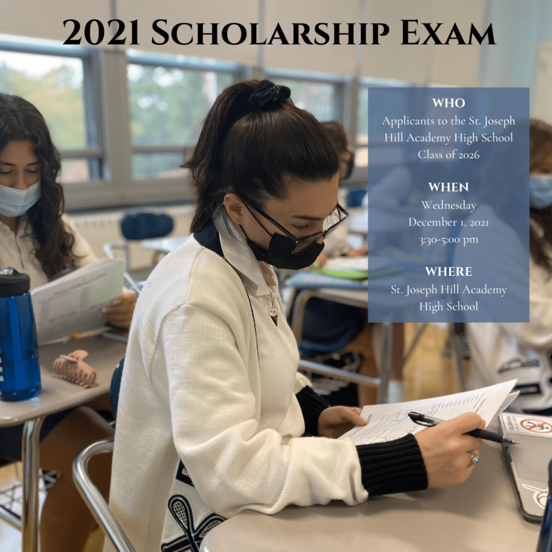 Scholarship Exam Registration is Open Featured Photo