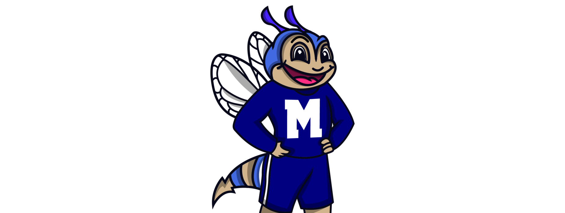 Howie, the mascot