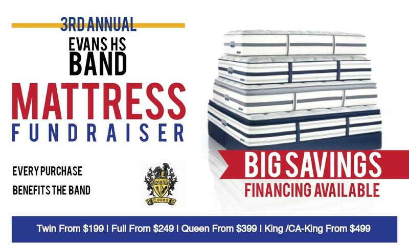EHS Mattress Fundraiser Featured Photo