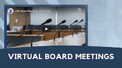Virtual Board Meetings