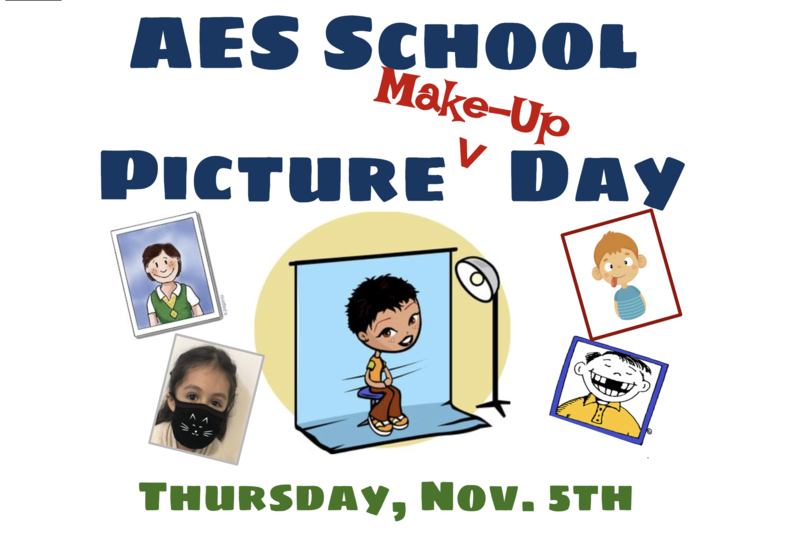 Fall Picture MakeUp Day is Thursday, November 5th Featured Photo