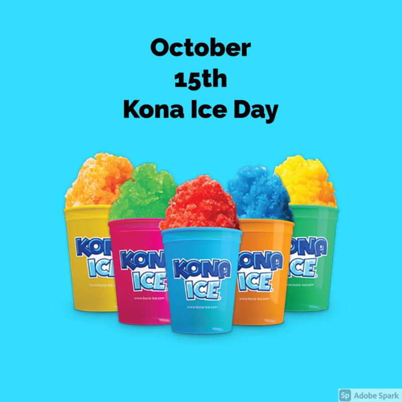 Kona Ice Day Thumbnail Image