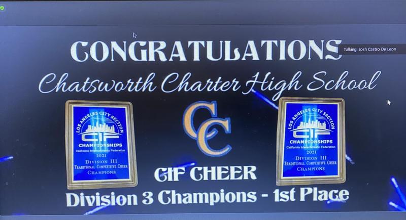 CHEERLEADER ARE CHAMPIONS! AGAIN! Thumbnail Image