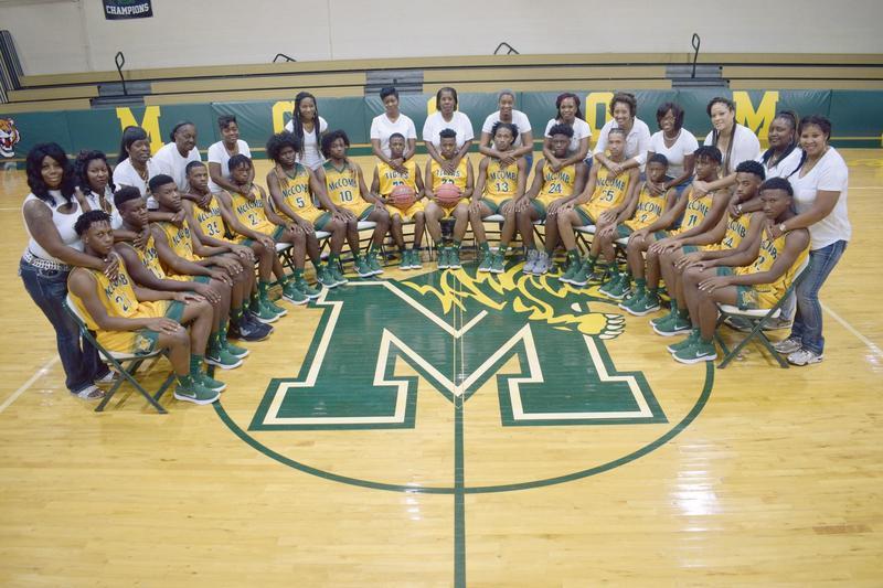 McComb High School Varsity Boys Basketball Team 2019-2020