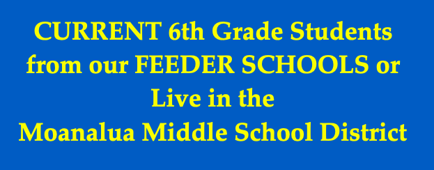 *** 7th GRADE REGISTRATION for SY 2021-2022 *** Featured Photo