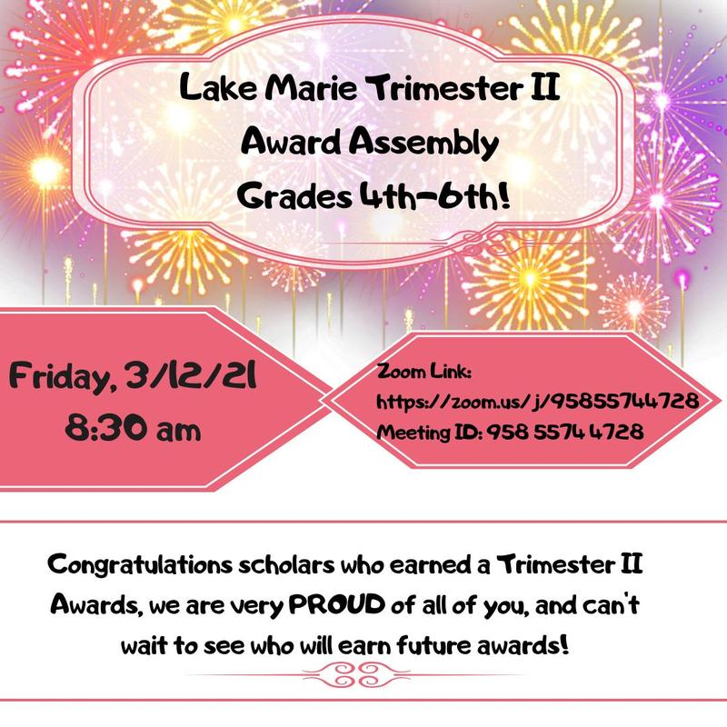 Virtual Trimester Awards Featured Photo