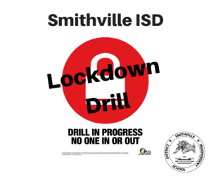 Lockdown Drill Notice
