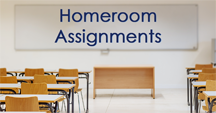 AAHS Homeroom Assignments Thumbnail Image