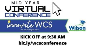 WCS Mid Year Virtual Conference Today