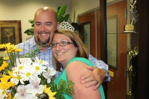 Mrs. Greger and Mr. Mulkey