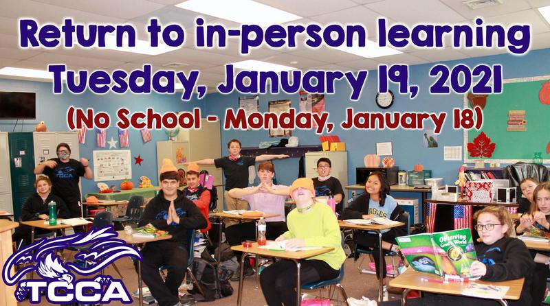 From the Head of School: Return to In-Person Learning on Jan. 19th Featured Photo