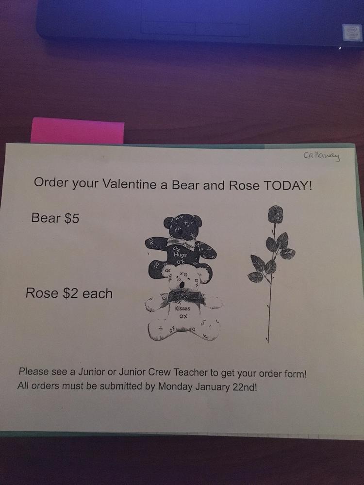 Valentine's Order