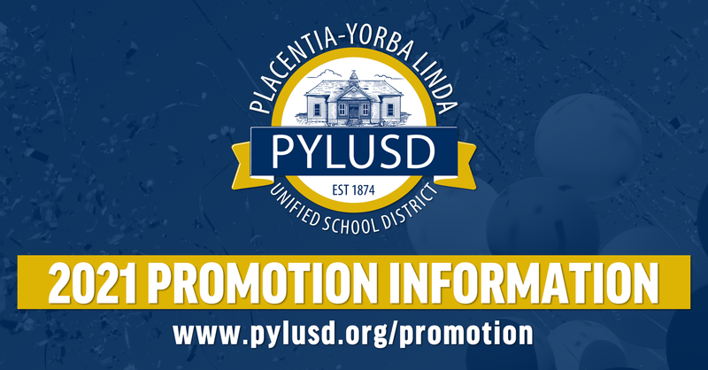 Promotion information.