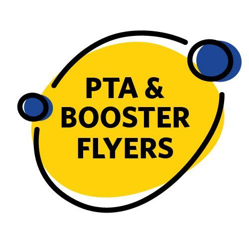 PTA Booster Flyers