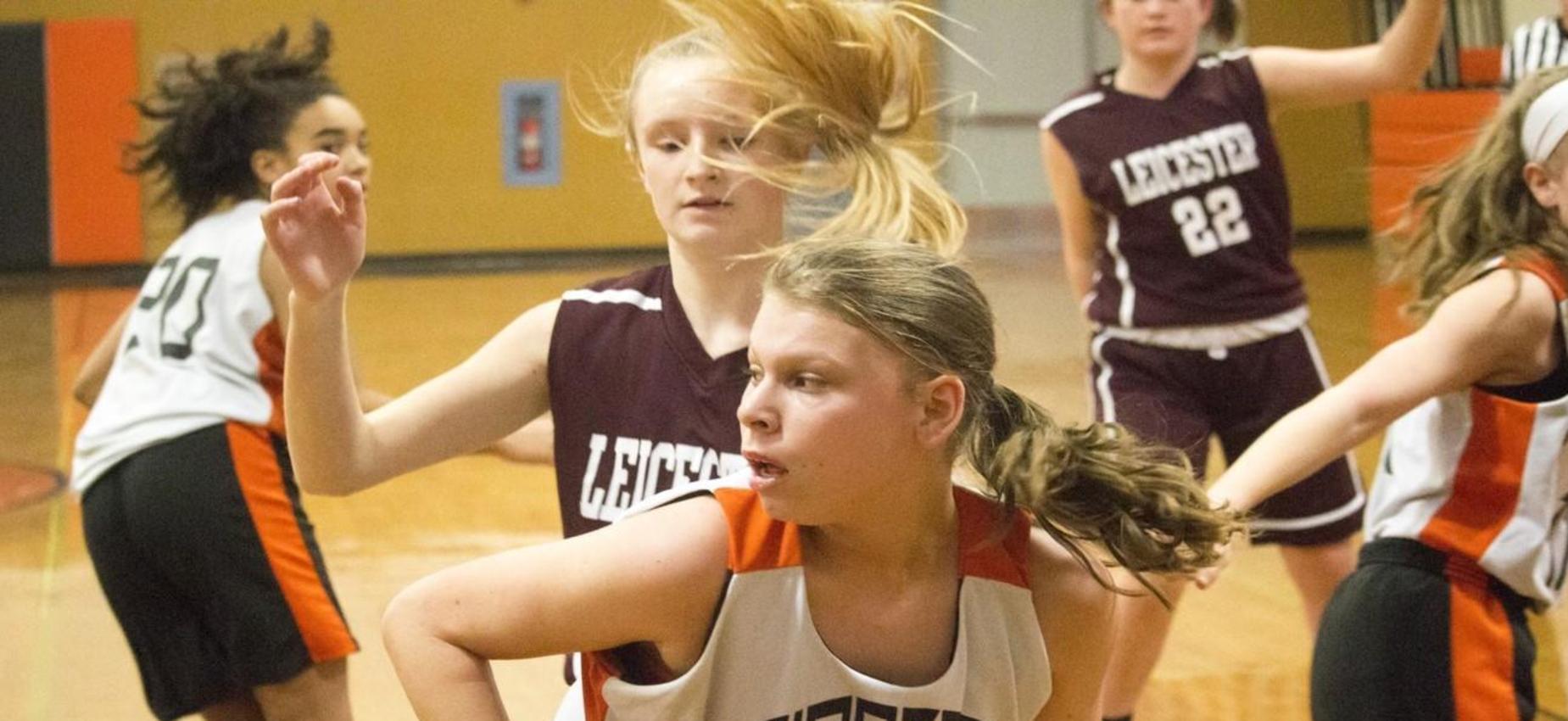 OMS Girls Basketball