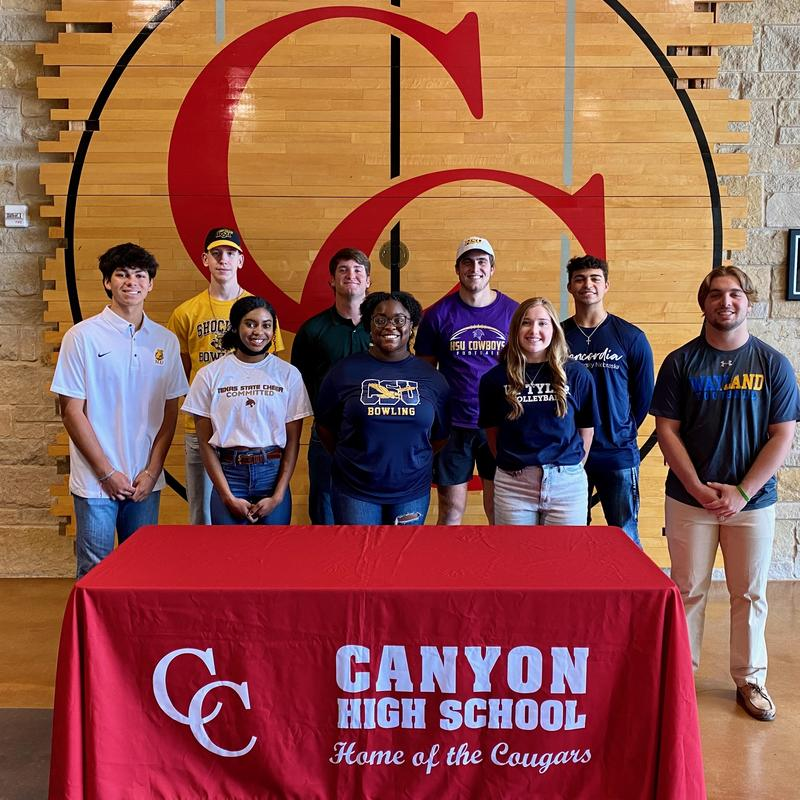 CHS Signing Day April 21, 2021