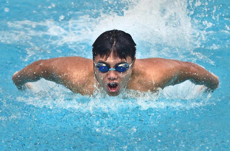 Swim Opens Season Featured Photo