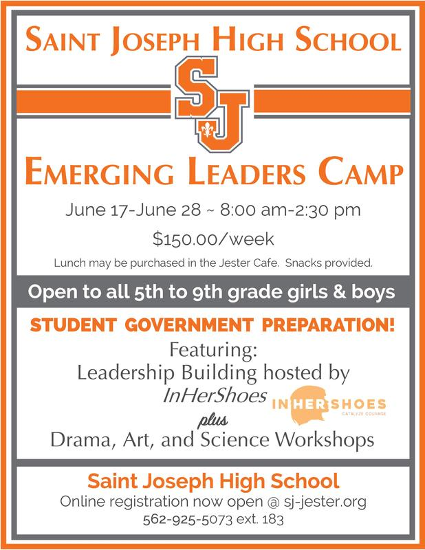 Emerging Leaders Camp Registration Now Open Thumbnail Image
