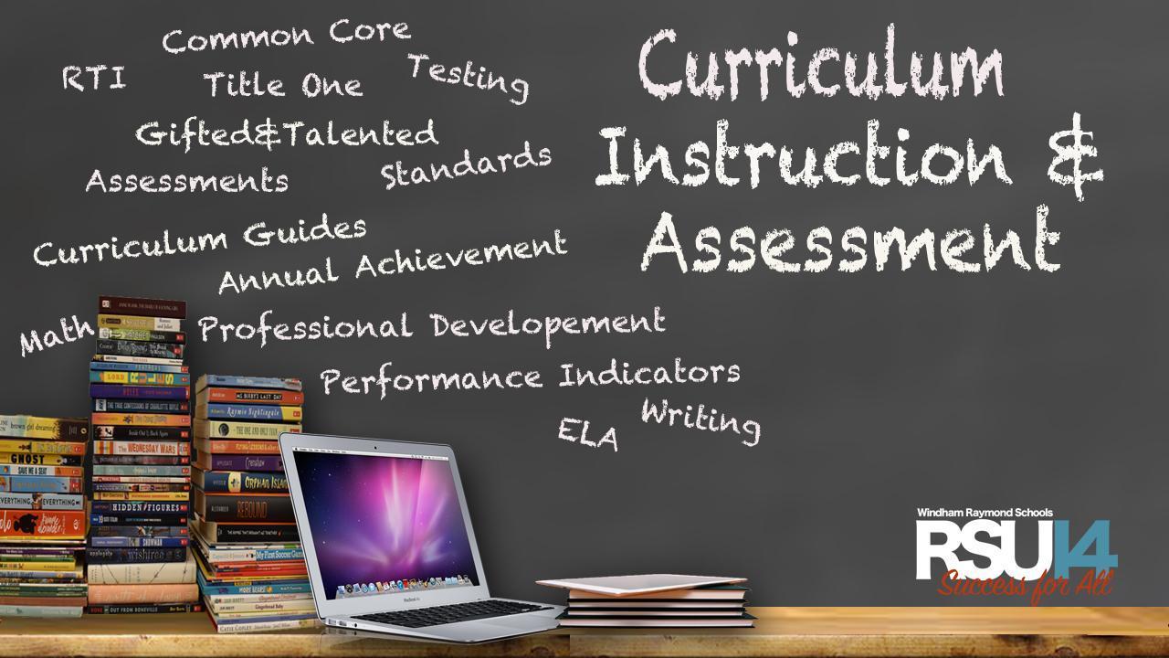 RSU14 Curriculum