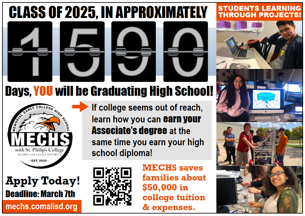 Learn through projects & earn two years of college!