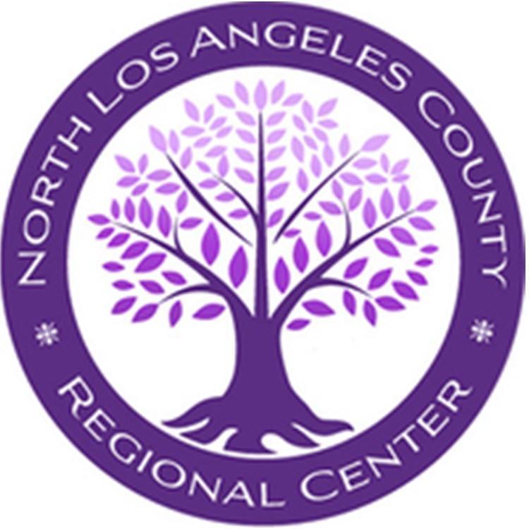North LA County Regional Center logo
