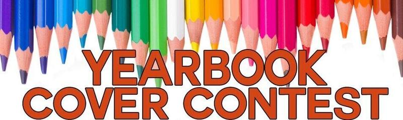 Yearbook Cover Contest....submission due November 5th, 2020
