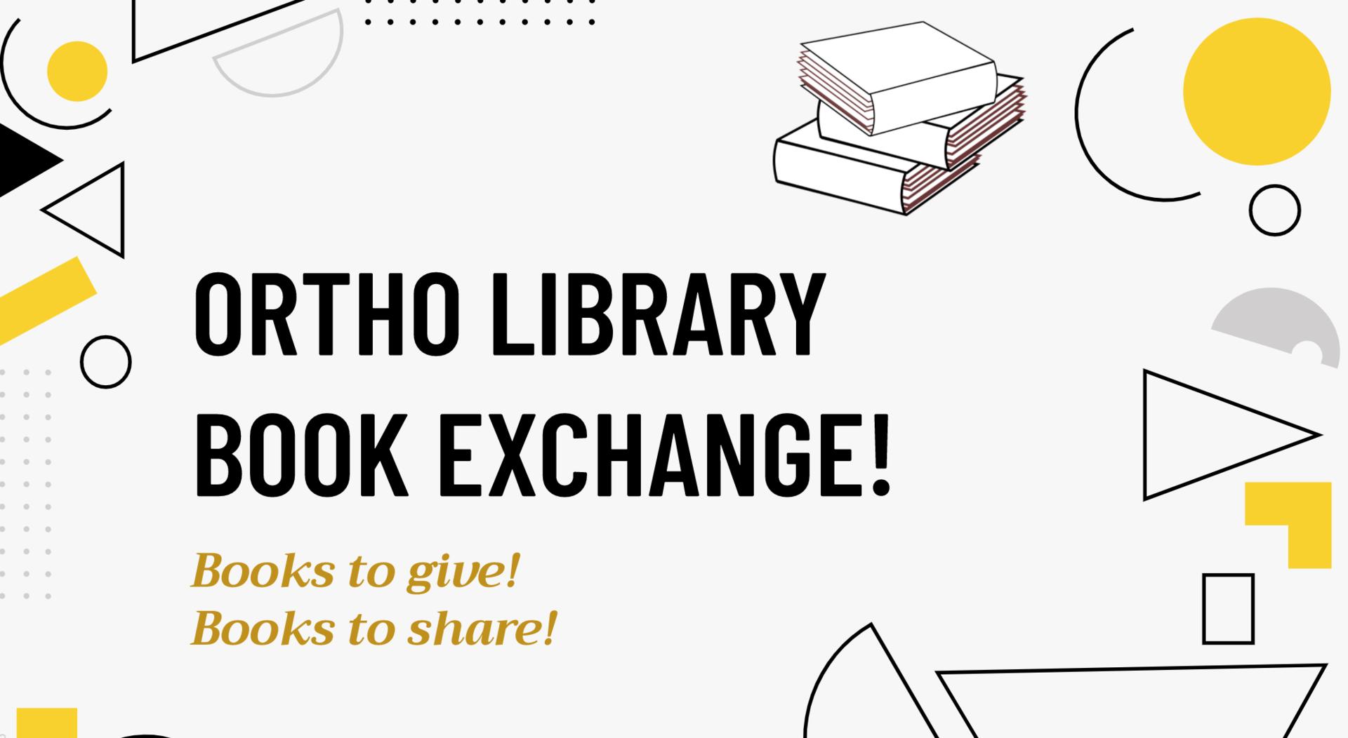 Ortho Book Exchange