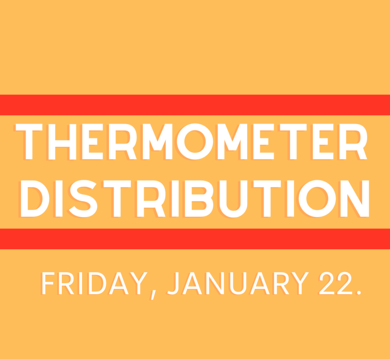 Thermometer Distribution