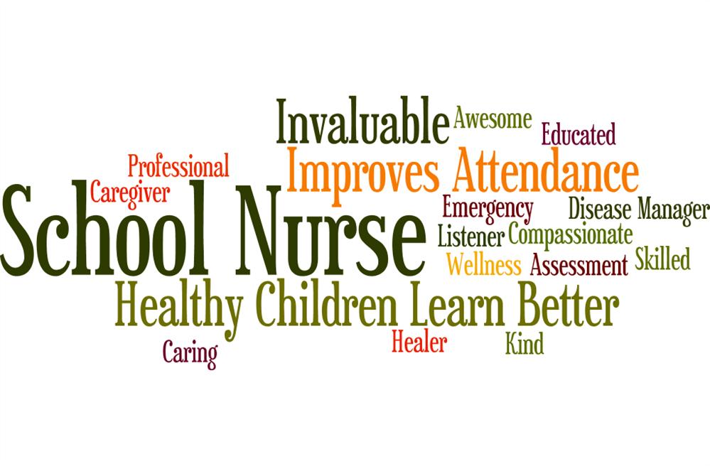 School Nurse Words