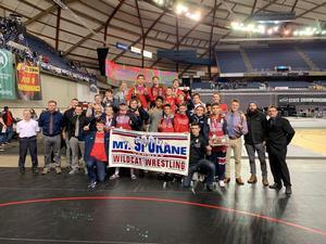 Mt. Spokane 3A Wrestling Title Picture