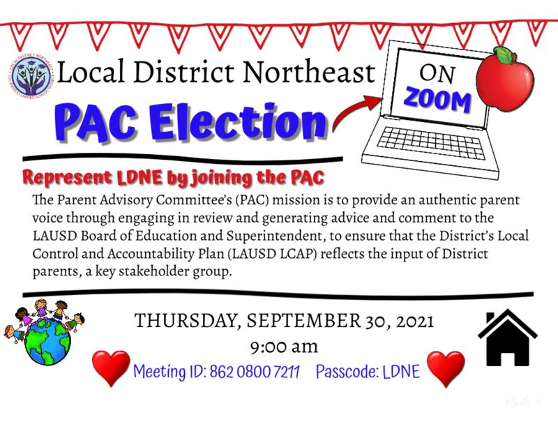 Parent Advisory Committee (PAC) Election Featured Photo