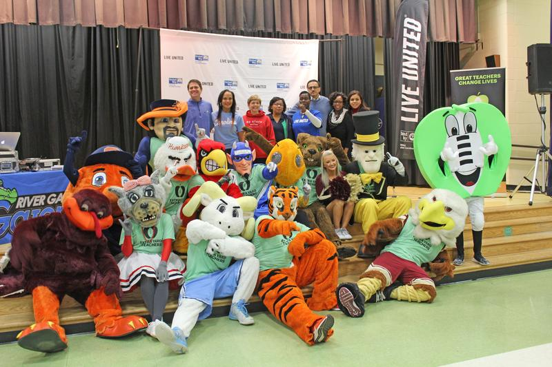 ACC United Way Reading Challenge