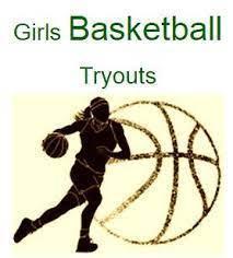 7/8 Girls Basketball Tryouts