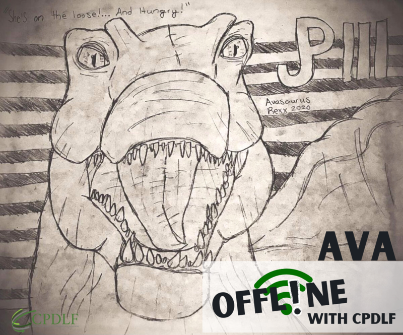 Offline with CPDLF ~ Meet Ava! Featured Photo