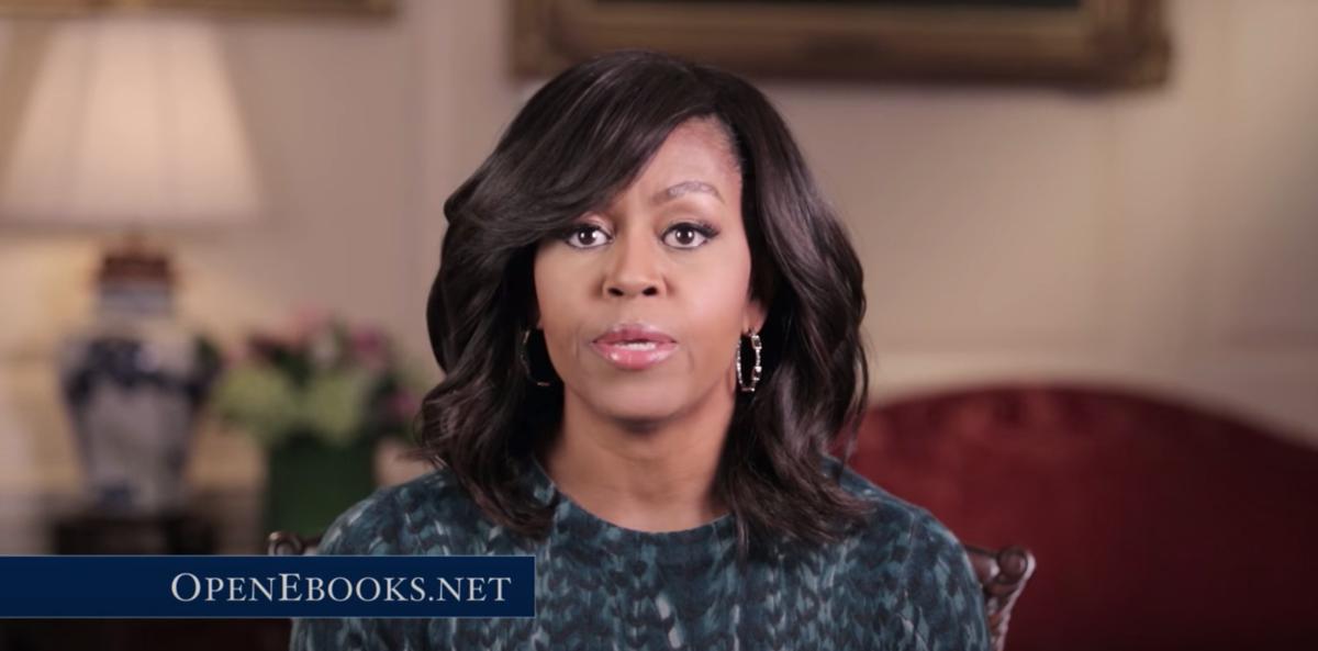 Obama Open eBooks