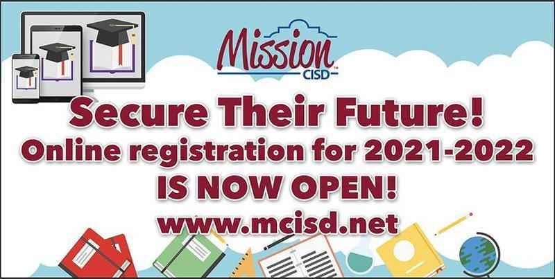 MCISD logo for online registration