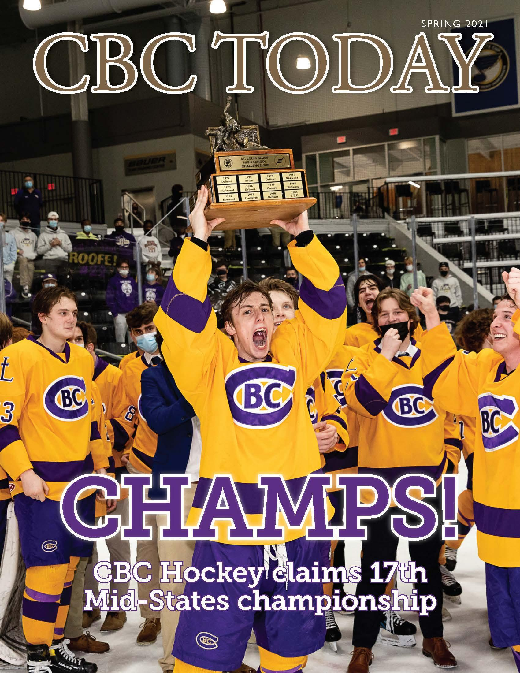 Spring 2021 CBC Today magazine