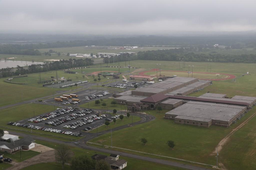 Aerial View of JHS