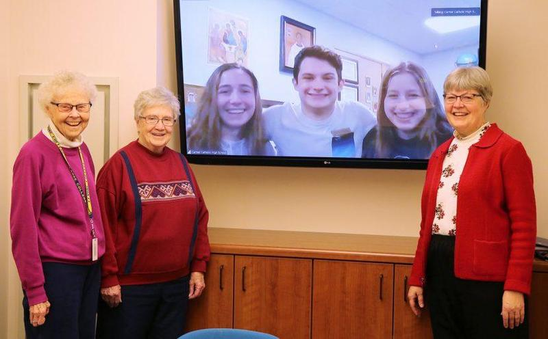 SFS Alumni Win Catholic Schools Week Contest Featured Photo