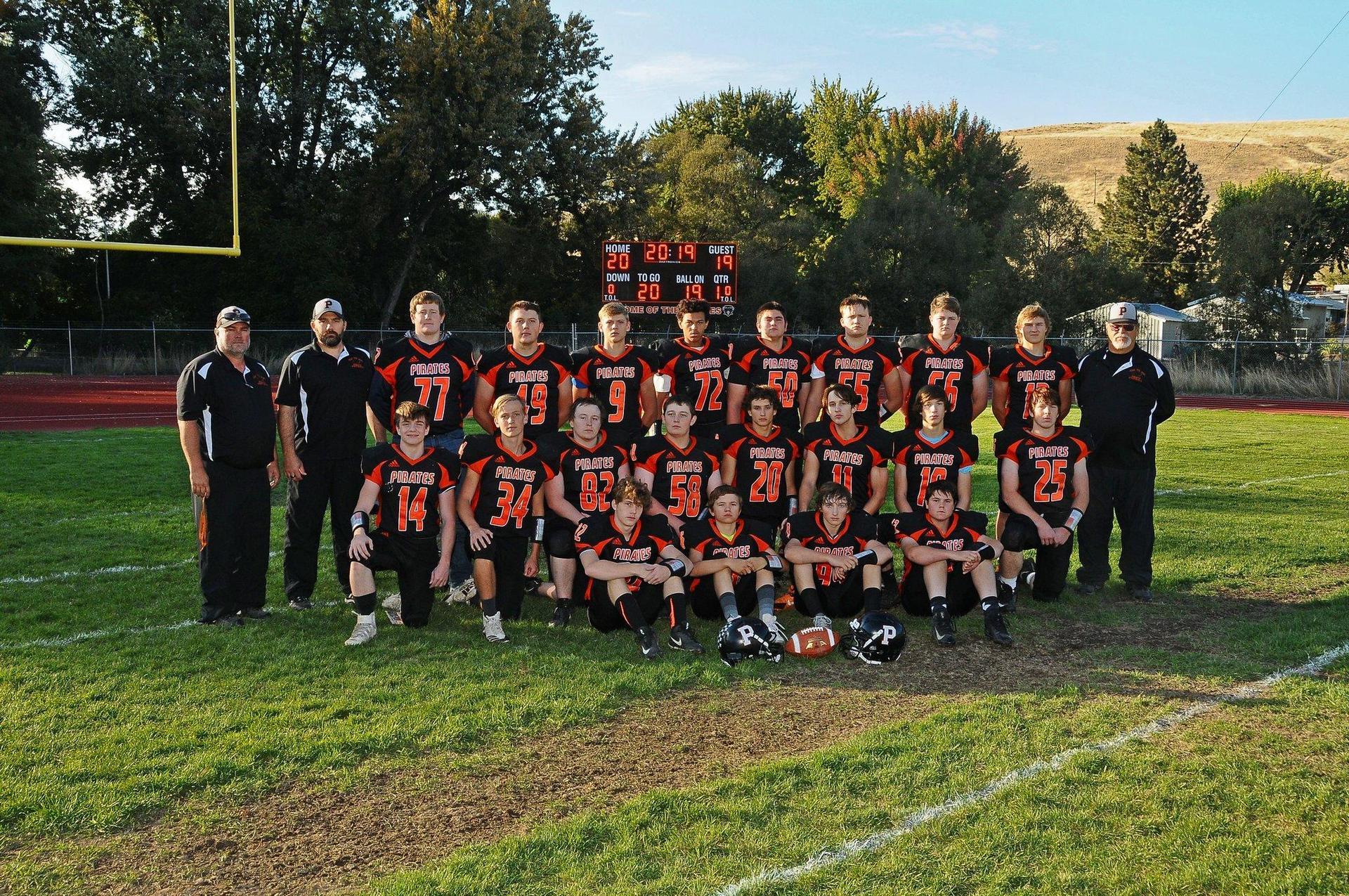 2019 Football Team