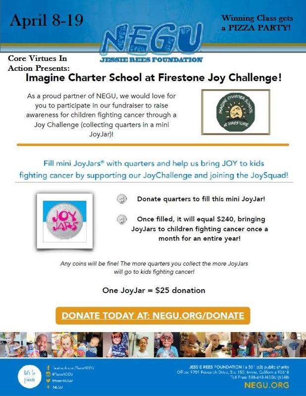 Core Virtues In Action Presents:  Joy Challenge! Featured Photo