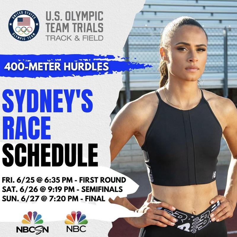 UC legend Sydney McLaughlin will begin her quest to make the U.S. Olympic Team on Friday Thumbnail Image