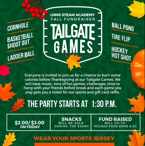 Join the fun at our Tailgate Games! Featured Photo