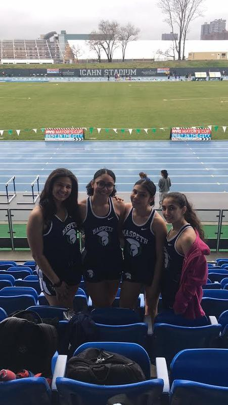 Maspeth Girls Track Top 25 At Mayor's Cup Featured Photo
