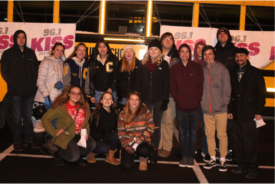 2nd Annual Stuff-a-Bus is a Success! Thumbnail Image